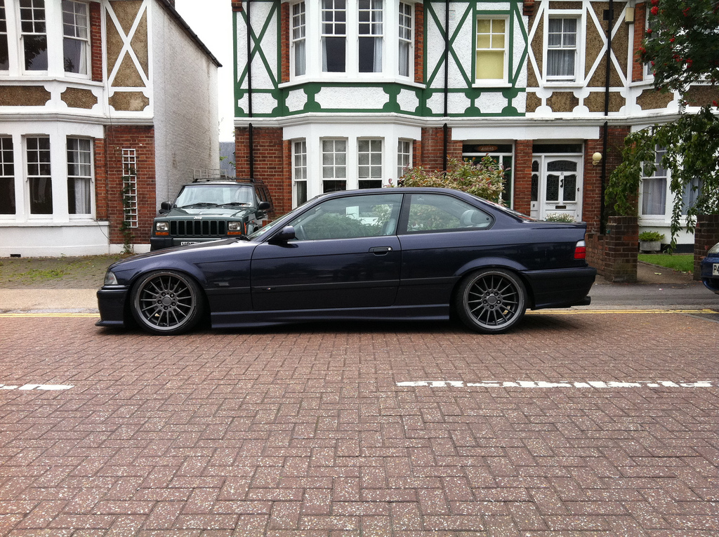 One E36 9 Sets Of Wheels Speed Amp Style
