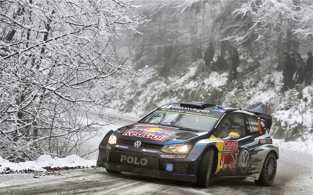 Monte Carlo Rally 2015 Speed Amp Style
