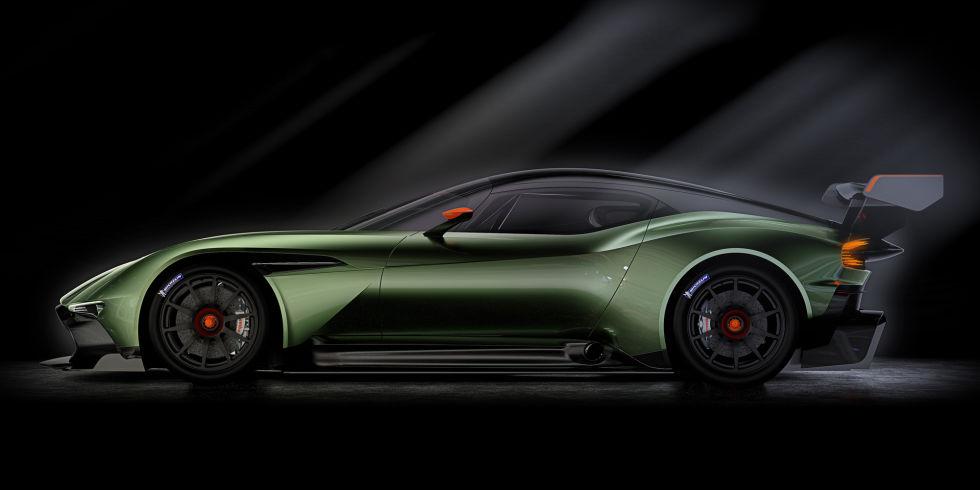 Aston Martin Vulcan Speed Style